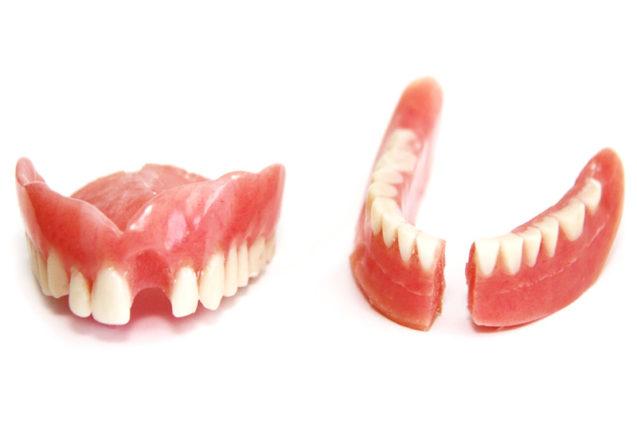 Same Day Denture Repairs