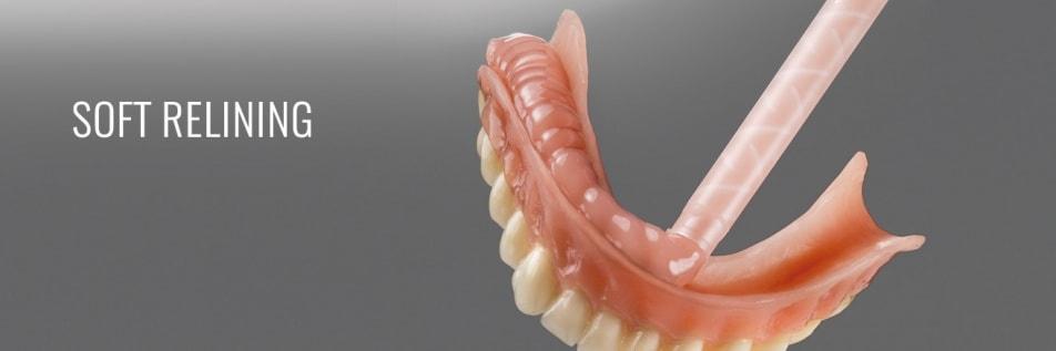 Soft Reline – The Immediate Dentures Cushion